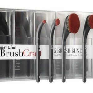 ARTIS BRUSHCRAFT BUNDLE 4 BRUSH NWT
